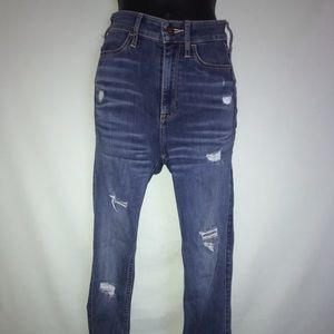 Hollister Jeans - Women's High Rise Skinny Jeans